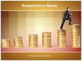 Money Graph Editable PowerPoint Template