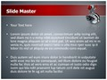 Two Stroke Engine Editable PowerPoint Template