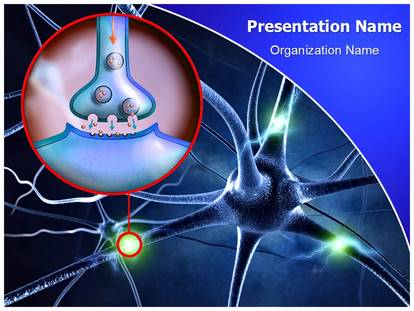 Free neuron synapse medical powerpoint template for medical neuron synapse powerpoint template toneelgroepblik Choice Image