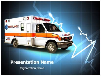Ambulance Point Template
