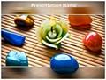 Reiki Healing Stones Editable PowerPoint Template