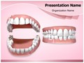 Dental Openbite Editable PowerPoint Template