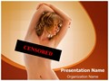 Censorship Editable PowerPoint Template