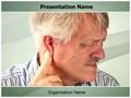 Mastoiditis Editable PowerPoint Template