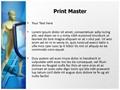 Immune System Editable PowerPoint Template