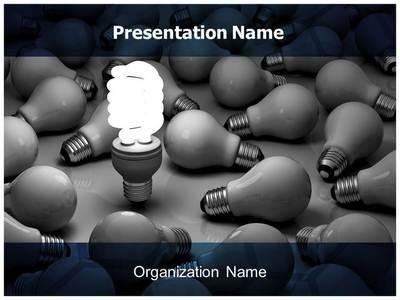 Innovative Editable PowerPoint Template