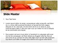 Bedroom Editable PowerPoint Template