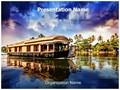 Kerala Tourism Editable PowerPoint Template