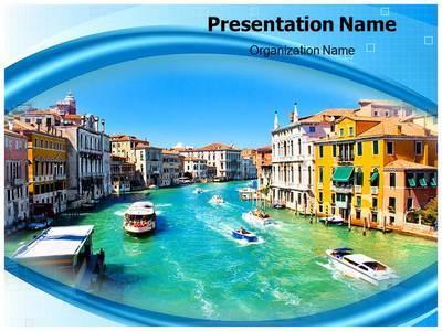 Italy Editable PowerPoint Template