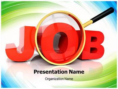 Jobs Word Editable PowerPoint Template
