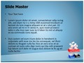 Email Filter for Spam Editable PowerPoint Template