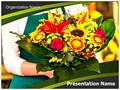 Florist Editable PowerPoint Template