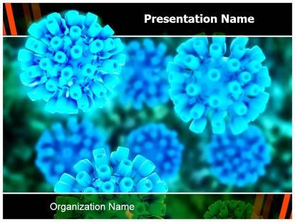 Free hepatitis virus medical powerpoint template for medical hepatitis virus powerpoint template toneelgroepblik Images