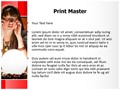 Diviner Predicting Future Editable PowerPoint Template