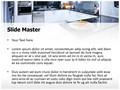 Modern Kitchen Editable PowerPoint Template