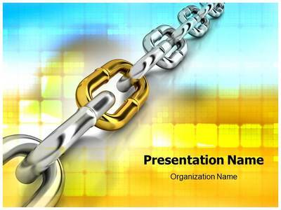 Link Editable PowerPoint Template