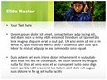 Child Labour Editable PowerPoint Template