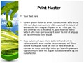 Ecology Editable PowerPoint Template