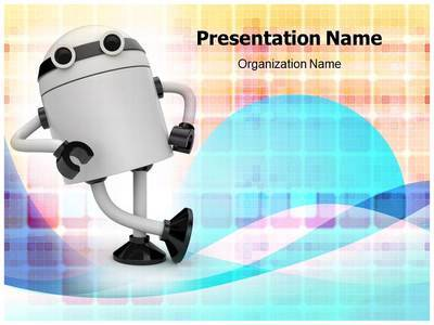Android Technology Editable PowerPoint Template