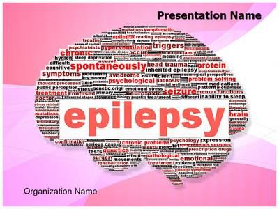Epilepsy Editable PowerPoint Template