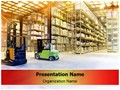 Warehouse Editable PowerPoint Template
