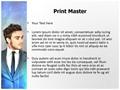 Making A Choice Editable PowerPoint Template