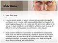 Head Wound Editable PowerPoint Template