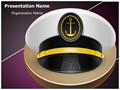 Captain Cap Editable PowerPoint Template