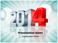 New Year Event Editable PowerPoint Template