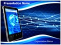 Smartphone Technology Editable PowerPoint Template