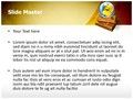 Global Gold Market Editable PowerPoint Template