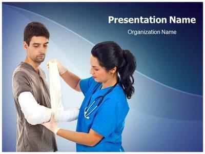Orthopaedic Surgeon Editable PowerPoint Template
