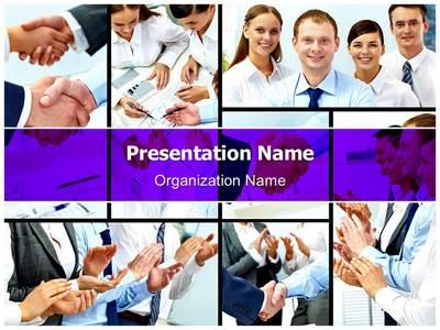 Corporate Editable PowerPoint Template
