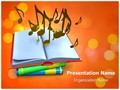 Music Theory Editable PowerPoint Template