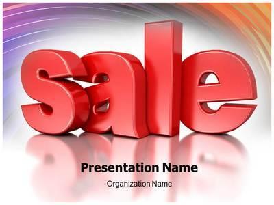 Sales Editable PowerPoint Template