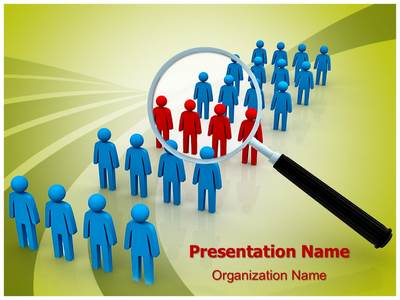 Customer Focus Editable PowerPoint Template