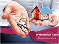 Real Estate Broker Editable PowerPoint Template