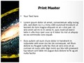 Space Editable PowerPoint Template