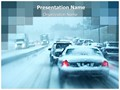 Chicago Weather Editable PowerPoint Template