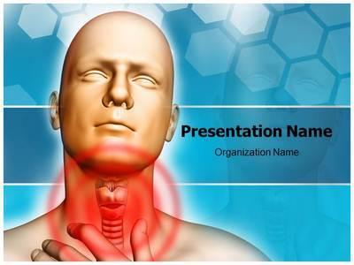 Thyroid Editable PowerPoint Template