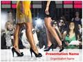 Fashion Show Editable PowerPoint Template