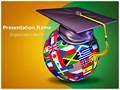 International Education Editable PowerPoint Template