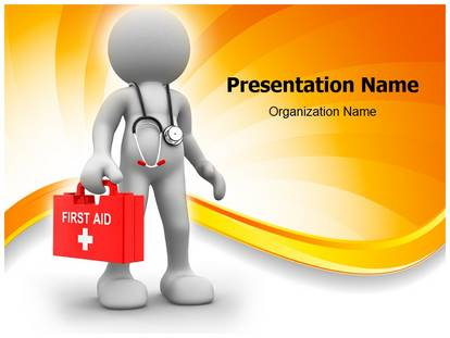 Free 3d Doctor Medical Powerpoint Template For Medical