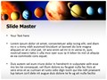Solar System Editable PowerPoint Template