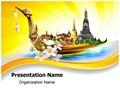 Thailand Travel Editable PowerPoint Template