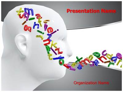 Communication Skills Editable PowerPoint Template