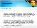 Hot Air Balloon Editable PowerPoint Template