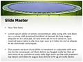 Trampoline Editable PowerPoint Template