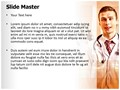 Medical Professionals Editable PowerPoint Template