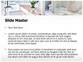 Bathroom Editable PowerPoint Template